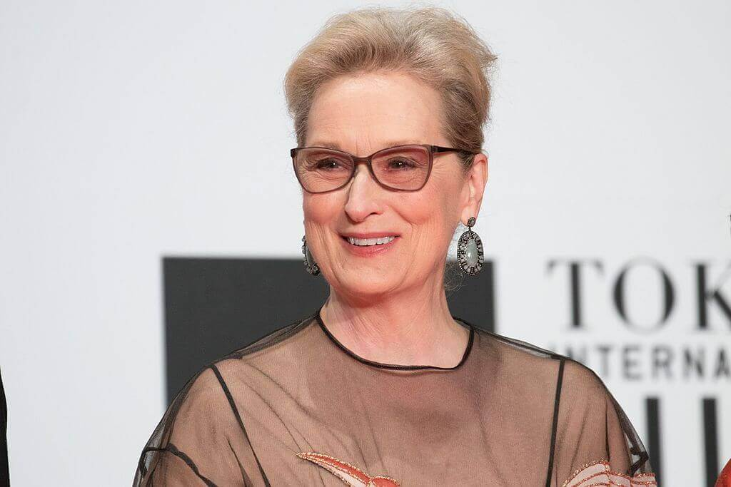 karismaattisempi Meryl Streep