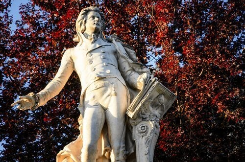 Wolfgang Amadeus Mozart: kuolematon nero