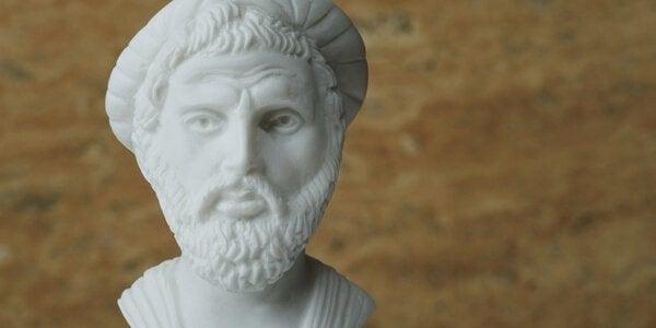 filosofiset teoriat: Pythagoraan muotokuva
