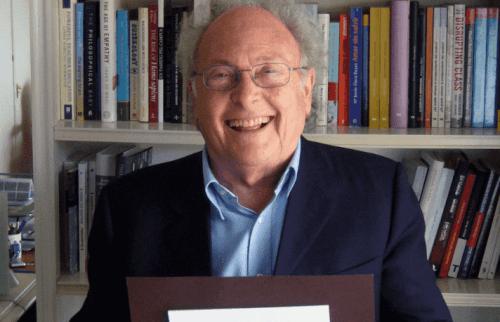 Eduard Punset yleistajuisti tiedettä suurelle yleisölle