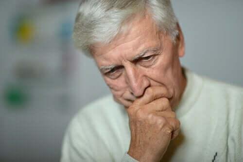 masennus vanhuksilla jää monesti huomiotta
