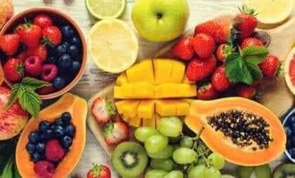 C-vitamiini auttaa laskemaan stressiä