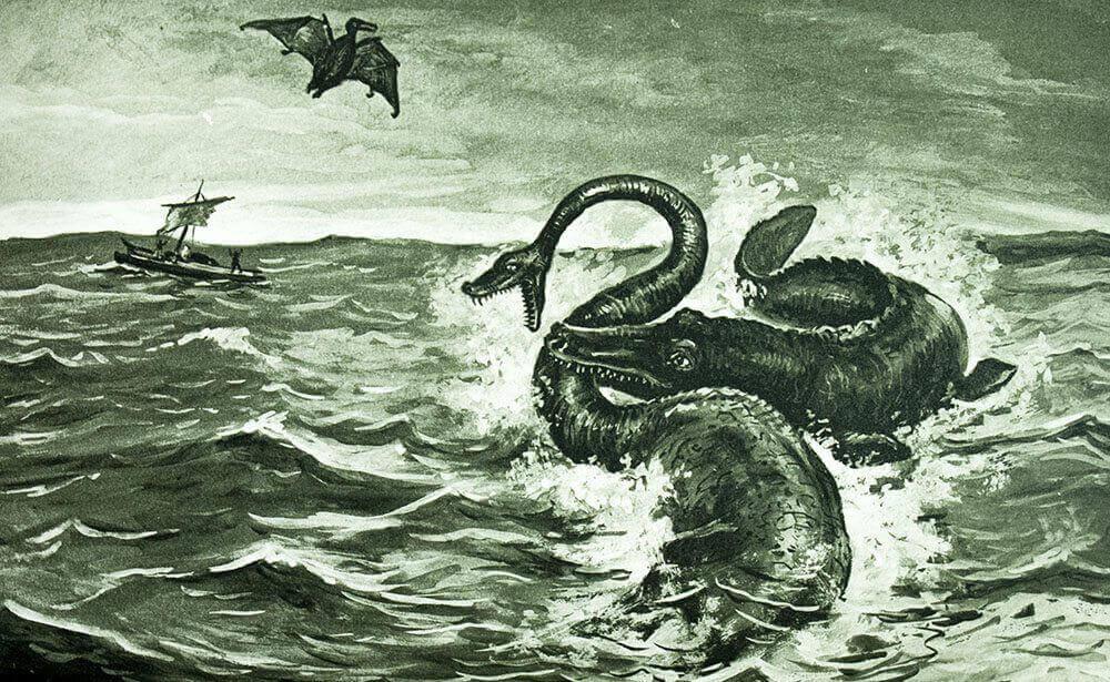 Kuva Jules Vernen kirjasta