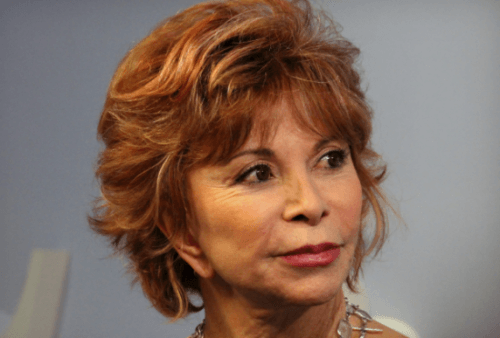 Kirjailija Isabel Allenden elämäntarina