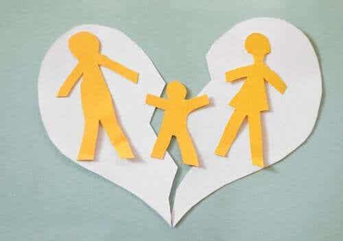 Asumuseron ja avioeron väliset eroavaisuudet