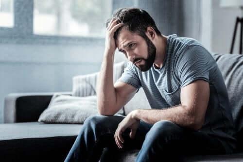 miesten masennuksen diagnosointi on vaikeaa