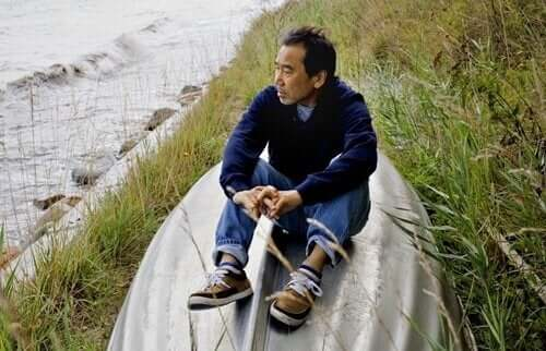 Haruki Murakami luonnossa