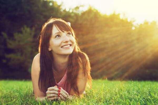 antiikin kreikkalainen parannus masennukseen: auringonvalo auttaa