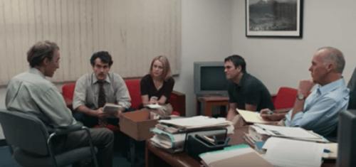 Spotlight: journalismin arvo