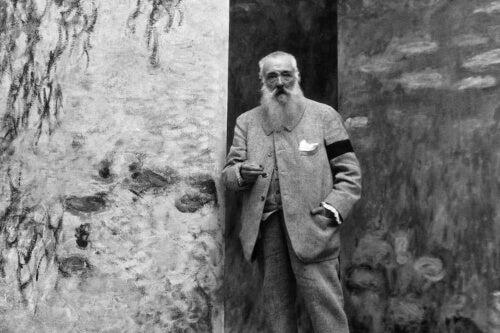 Oscar-Claude Monet oli ranskalainen taidemaalari