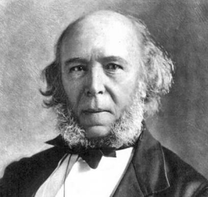 Herbert Spencer: elämä ja työ