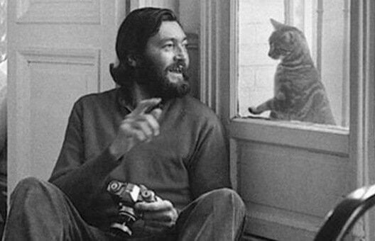 Julio Cortázar ja kissa