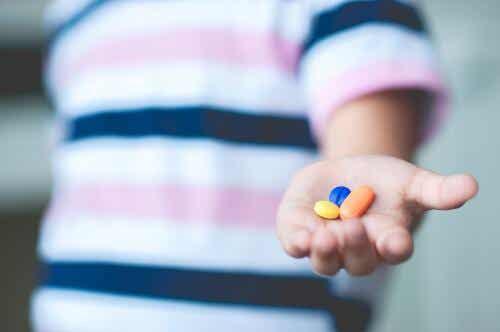 Psykiatristen lääkkeiden käyttö lasten ja teinien keskuudessa