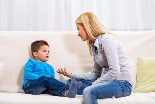 Lapsen kasvattaminen ei aina ole helppoa, mutta sille täytyy varata aikaa ja kärsivällisyyttä