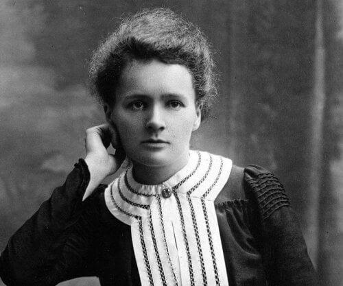 Marie Curie nuorempana
