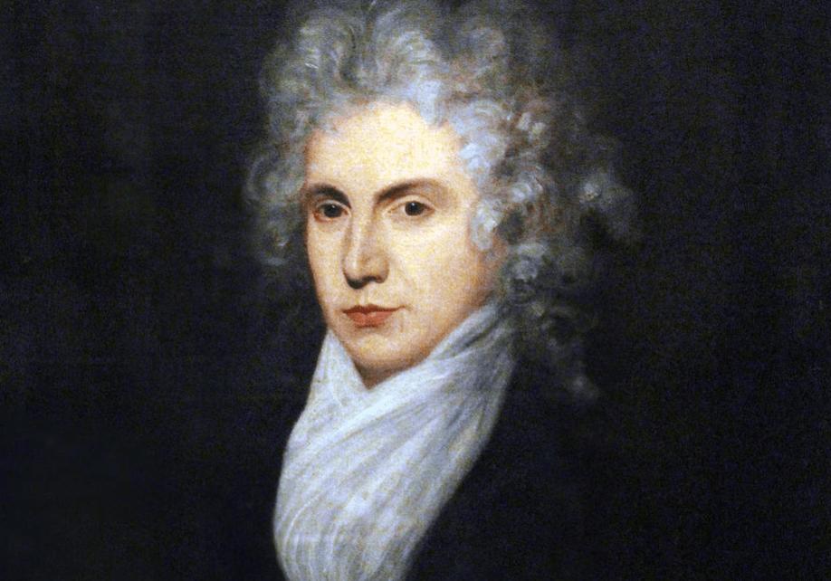 Mary Wollstonecraftin muotokuva