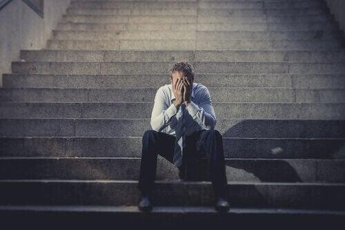 potkut töistä voi aiheuttaa masennusta