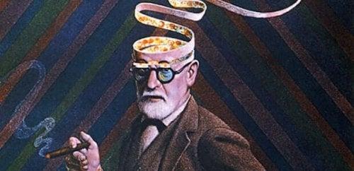 Sigmund Freudia pidetään psykoanalyysin ja persoonallisuuspsykologian isänä