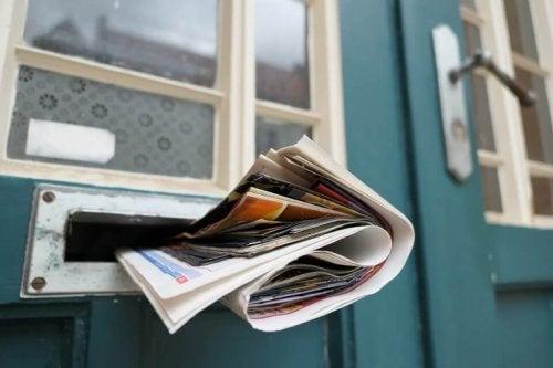 Sanomalehdet ovat tietolähteitä
