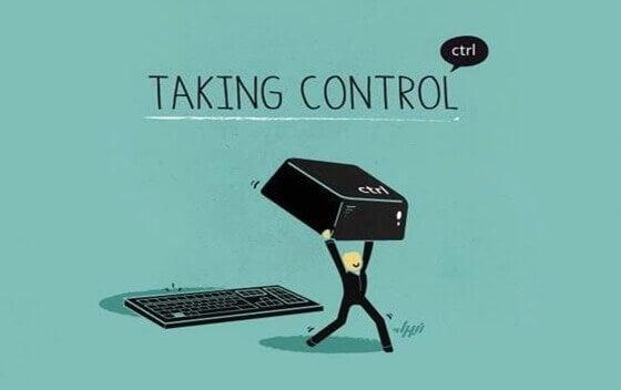 ota kontrolli