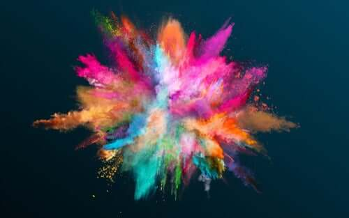 Mieltymys tiettyihin väreihin vastaa yleensä tiettyjä persoonallisuuksien malleja