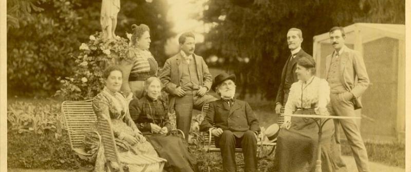 Giuseppe Verdin porukkaa