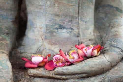 Rakkauden neljä puolta buddhalaisuudessa