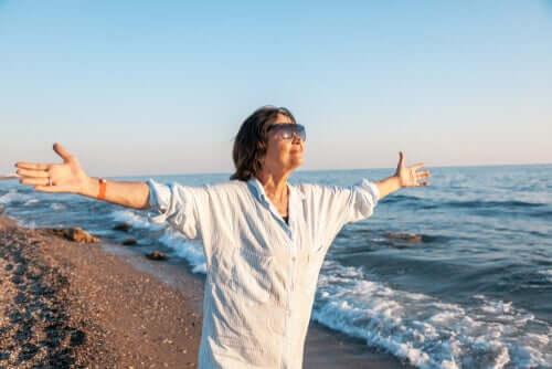 Elämästä saa ja tulee nauttia myös ikä-ihmisenä
