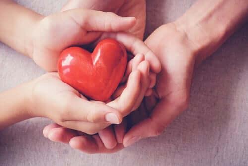 Vastavuoroisuus ihmissuhteissa tarkoittaa käytännössä sitä, että molemmat antavat ja vastaanottavat tasapuolisesti