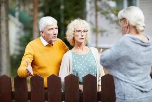 Blocking: naapureihin kohdistuvaa häirintää