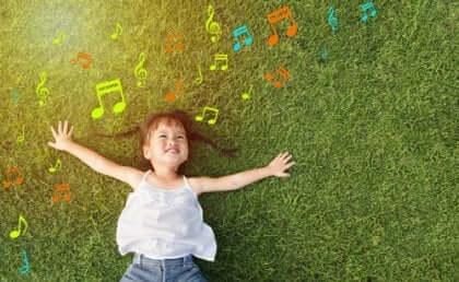 musiikkiterapian vaikutus lapseen