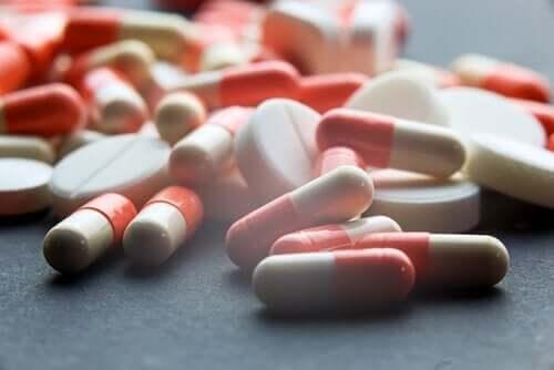 lääkkeitä