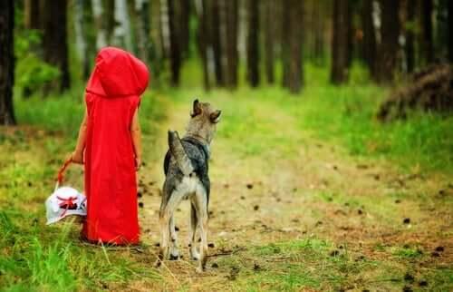 Miksi susi Punahilkassa ei ole paha