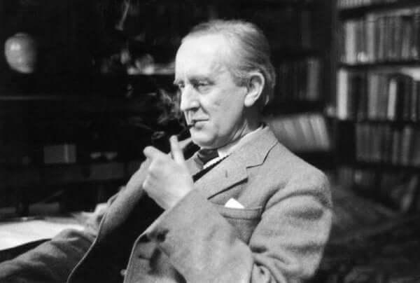 J. R. R. Tolkien: elämä kirjoissa