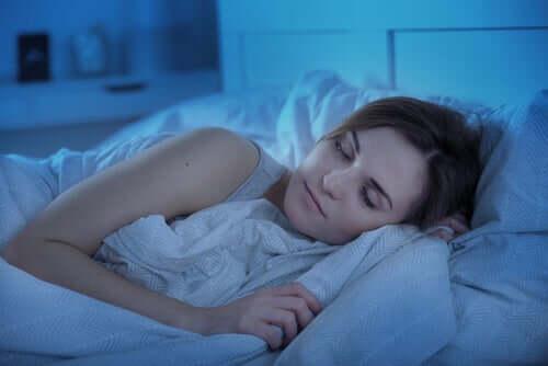 Typpioksidilla on tärkeä rooli niin unen laadussa kuin sen kestossa