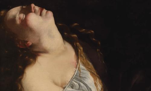 Artemisia Gentileschin maalaus