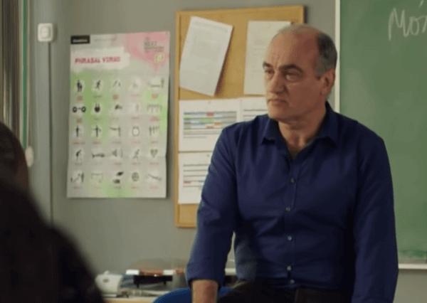 Merlí: hyvin erilainen tv-sarja