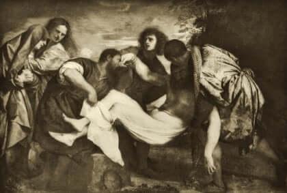 Titianin maalaus