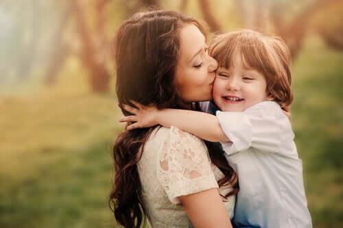 Miksi ehdoton rakkaus on lapsillemme niin tärkeää?
