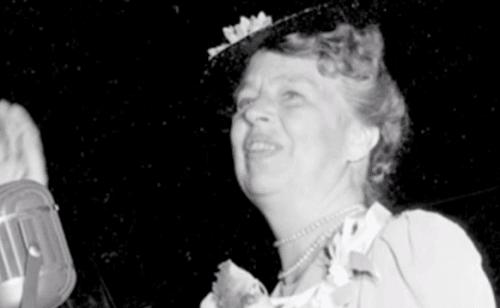 Eleanor Roosevelt vanhempana