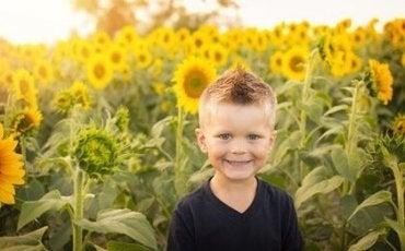 Itsevarmat lapset ovat onnellisia lapsia