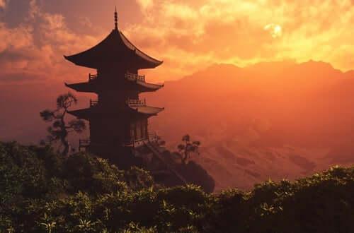 Tsukahara Bokudenista kertova kaunis tarina