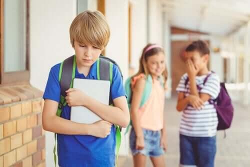 Rikosilmoituksen tekeminen koulukiusaamisesta