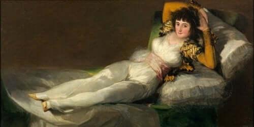 Francisco de Goya maalasi muotokuvia