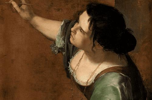 Artemisia Gentileschi: barokkimaalarin elämänkerta
