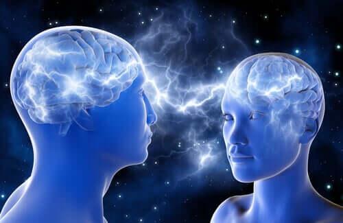 Mielen teoria on kiehtova kyky, joka auttaa edistämään ihmisten välisen yhteyden luomista