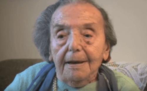 Alice Hertz-Sommer kuoli merkittävässä 110 vuoden iässä Lontoossa vuonna 2014