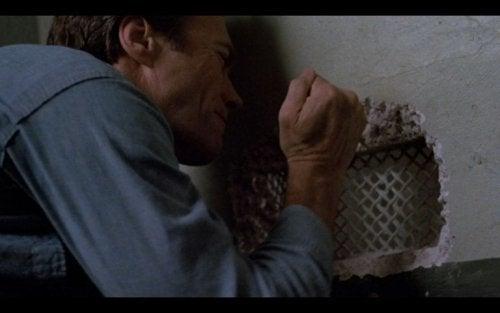 Pako Alcatrazista -elokuvan pakoyritys
