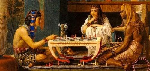 Muinaiset egyptiläiset tunnetaan vielä tänäkin päivänä suuresta älykkyydestään, innovaatiostaan ja korkeakulttuuristaan