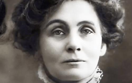 Nuori Emmeline Pankhurst